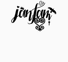 JanFam - Fans & Friends Logo 2015 Mens V-Neck T-Shirt
