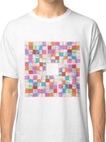 I love blocks Classic T-Shirt