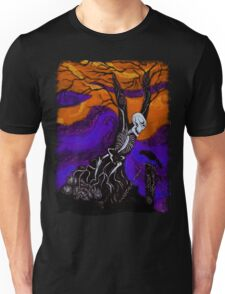 adam's skull tree Unisex T-Shirt