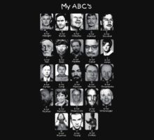 Serial Killer ABC's by killersnmadmen