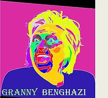 Granny Benghazi by P0litsnark