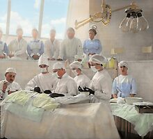 Doctor - Operation Theatre 1905 by Mike  Savad