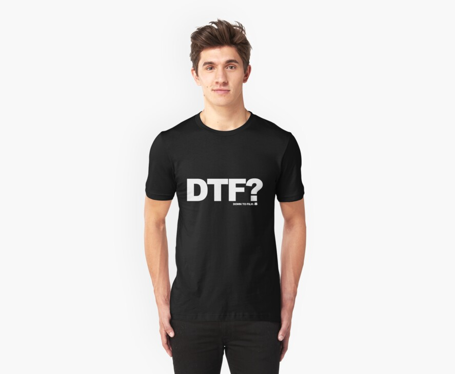 DTF? by Dave Pelosi