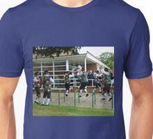 Leaping High - Morris Dancers Unisex T-Shirt