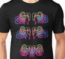 Psychedelic Graffiti Ram - progression Unisex T-Shirt