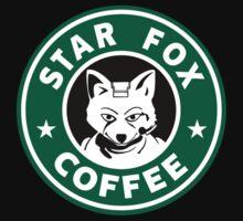 StarFox Coffee One Piece - Short Sleeve
