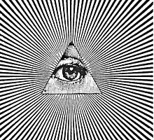 All Seeing Eye  by Shevaun  Shh!