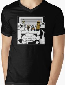 Not the droids... Mens V-Neck T-Shirt