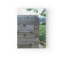 Domain Jaques Prieur Hardcover Journal