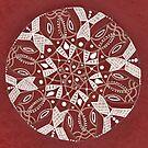 Paper Lace Mandala by Lynne Kells (earthangel)