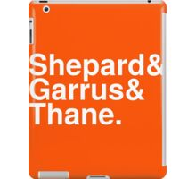 Mass Effect Names - 5 iPad Case/Skin