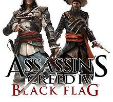 assassins creed IV black flag by dewatagedhe