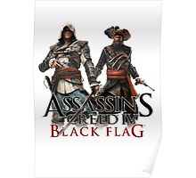 assassins creed IV black flag Poster