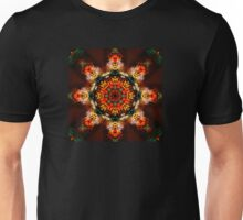 Spin and Win Kaleidoscope Unisex T-Shirt