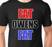 Fat Owens Fat (Kevin Owens diss) 2 Unisex T-Shirt