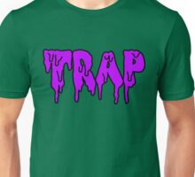 trap - purple Unisex T-Shirt
