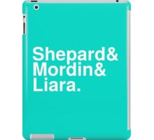 Mass Effect Names - 7 iPad Case/Skin