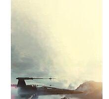 Resistance X-Wings by gperdew