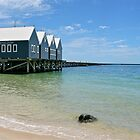 Busselton Jetty, South Western Australia by Cindy Ritchie