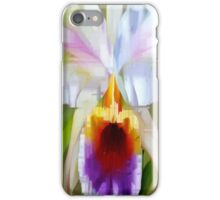 Orchid Cattleya iPhone Case/Skin