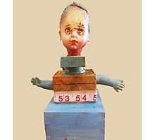 deviant doll, 2010 by Thelma Van Rensburg
