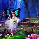 Lepidoptera  by Nadya Johnson