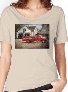 Fireman - Newark fire company Women's Relaxed Fit T-Shirt
