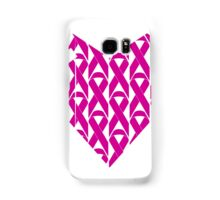 Breast Cancer Love n Support Samsung Galaxy Case/Skin