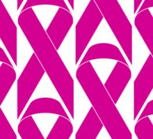 Breast Cancer Love n Support Sticker