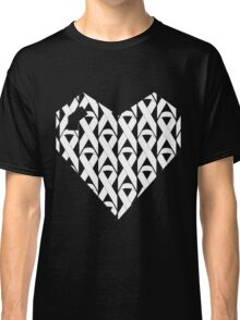 Breast Cancer Love n Support Classic T-Shirt