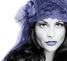 Selective Colour Headshot by Shevaun  Shh!