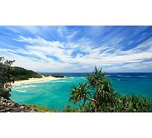 FRENCHMANS BEACH ON NORTH STRADBROEK ISLAND Photographic Print