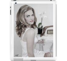 MIRJAM Bloem  iPad Case/Skin