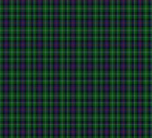00072 Sutherland Clan/Family Tartan  by Detnecs2013