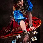 Gipsy Tarot Magic by kontrastreich