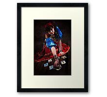 Gipsy Tarot Magic Framed Print