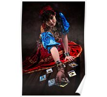 Gipsy Tarot Magic Poster