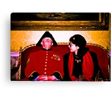 Boring me?: On Featured: Speaking Photos(Storytelling) Group Canvas Print