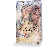 bodice, 2010 Greeting Card
