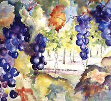 In the Vineyard by Artzart