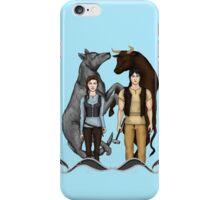 Arya and Gendry - ASOIAF iPhone Case/Skin
