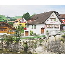 Appenzell, Switzerland Photographic Print