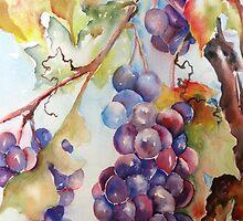 I Am The Vine by Artzart