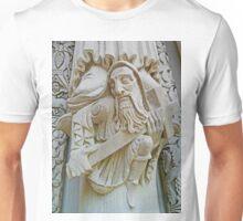 Sculpture on Riverside Unisex T-Shirt