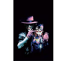 The Joker - Batgirl / Batman The Killing Joke Photographic Print
