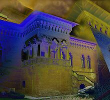 OLD PALACE REVISITED  by nonarom
