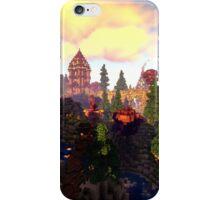 Minecraft Shader Picture iPhone Case/Skin