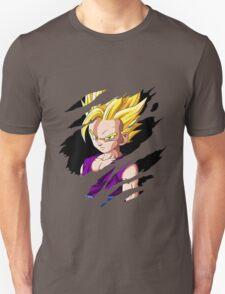 kid gohan super saiyan 2 anime manga shirt T-Shirt
