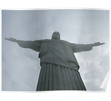 Christ The Redeemer Poster