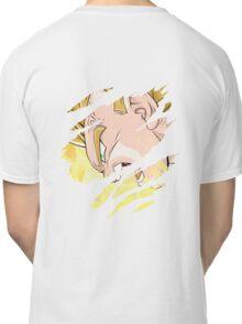 vegeta vs buu anime manga shirt Classic T-Shirt